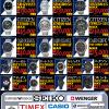 ★腕時計の買取表を更新しました★