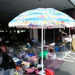 【パキマ】パーキングマーケット始まったよー( ・∇・)